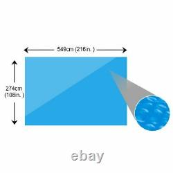 8/9/14/18/24ft Solar Pool Cover for Above Ground Swimming Pool Protection Tool