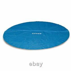 Intex 18 Foot Solar Cover for Round Intex Easy Set Swimming Pools