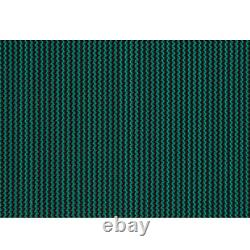 Rectangle Green Mesh In-Ground Swimming Pool Safety Cover 15 Year- 16'x28