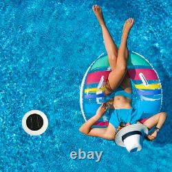 Solar Ionizer Swimming Pool Purifier Safety Pool Water Treatment Cleaning Tool