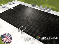 Swimming Pool Covers Above or In-Ground Rectangle Pool Net Leaf Covers Free Ship