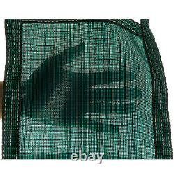 VEVOR Pool Safety Cover Rectangle Inground for Winter Swimming Pool Mesh Solid