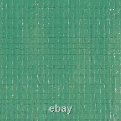 18'x36' Inground Rectangle Swimming Pool Winter Safety Cover Green Solid 12 Ans