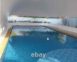 26' X 48' Usa-made Swimming Pool Safety Cover Dome Enclosure Water Hydro Therapy