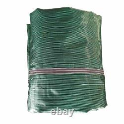 Green Pool Safety Cover Rectangle Inground 16x32 Ft Pour Piscine D'hiver