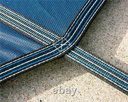 Linerworld 20x40 Mesh Hiver Securite Pool Cover Pour 20'x40' Inground Pool